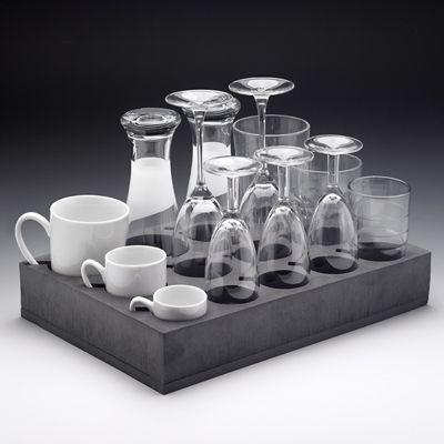 Universal Glas-/Tassenhalter